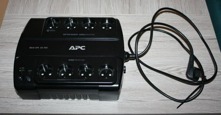 APC Back-UPS ES 700 USV Power Saving Überspannungsschutz