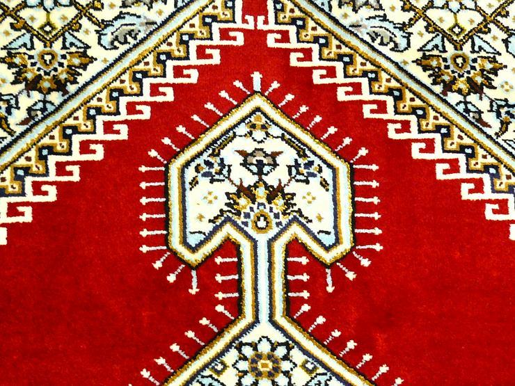 Bild 3: Orientteppich Ghom mit Seide 220x138 TOP (T035)