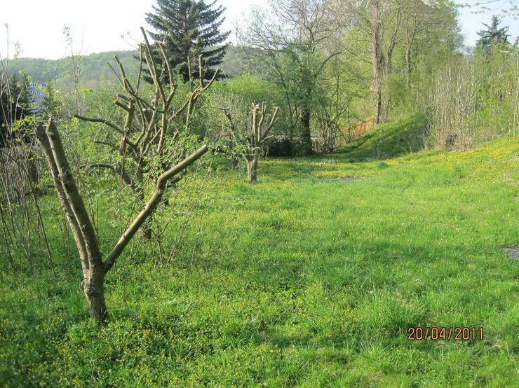 Bau Grundstueck im reichen Seebach bei Eisenach, Fernsicht, Naturidylle