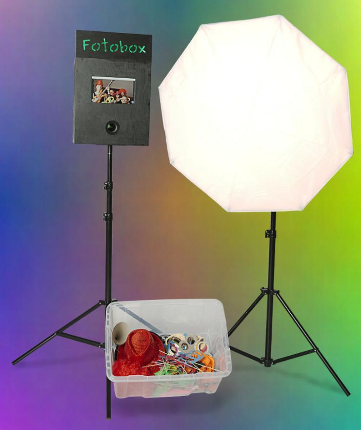 Fotobox / Photobooth für Ihre Feier oder Veranstaltung