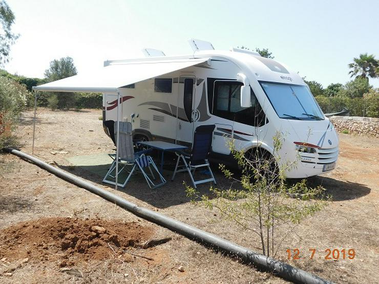 Bild 9: Mallorca Wohnwagen-Wohnmobilstellplätze zur Ferien- oder Langzeitmiete