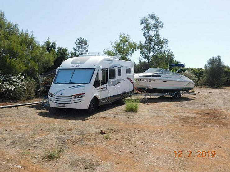 Bild 8: Mallorca Wohnwagen-Wohnmobilstellplätze zur Ferien- oder Langzeitmiete