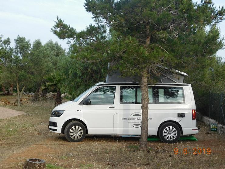 Bild 3: Mallorca Wohnwagen-Wohnmobilstellplätze zur Ferien- oder Langzeitmiete
