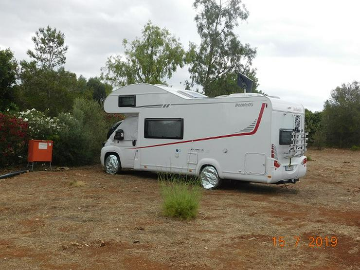 Bild 13: Mallorca Wohnwagen-Wohnmobilstellplätze zur Ferien- oder Langzeitmiete