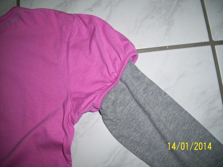 Bild 4: Langarmshirt von Hannah Montana, Gr. 958/964 für starke Kids