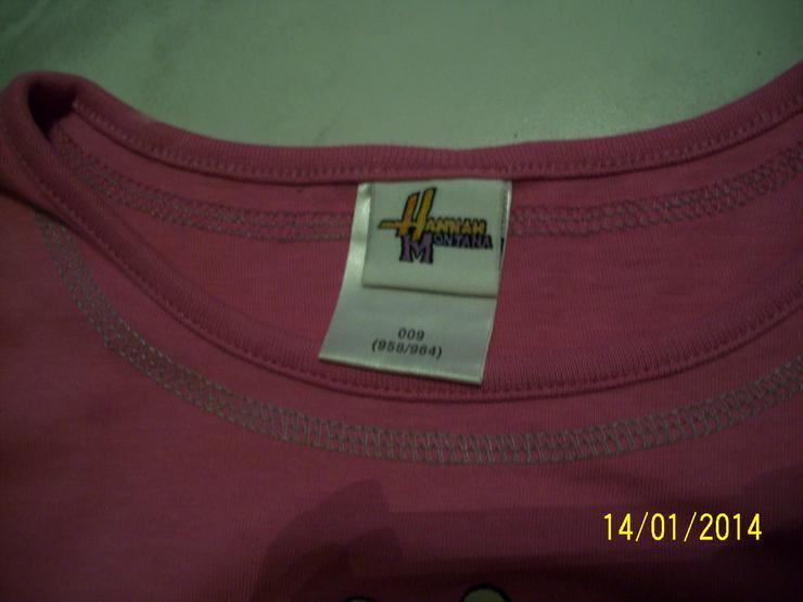 Bild 2: Langarmshirt von Hannah Montana, Gr. 958/964 für starke Kids