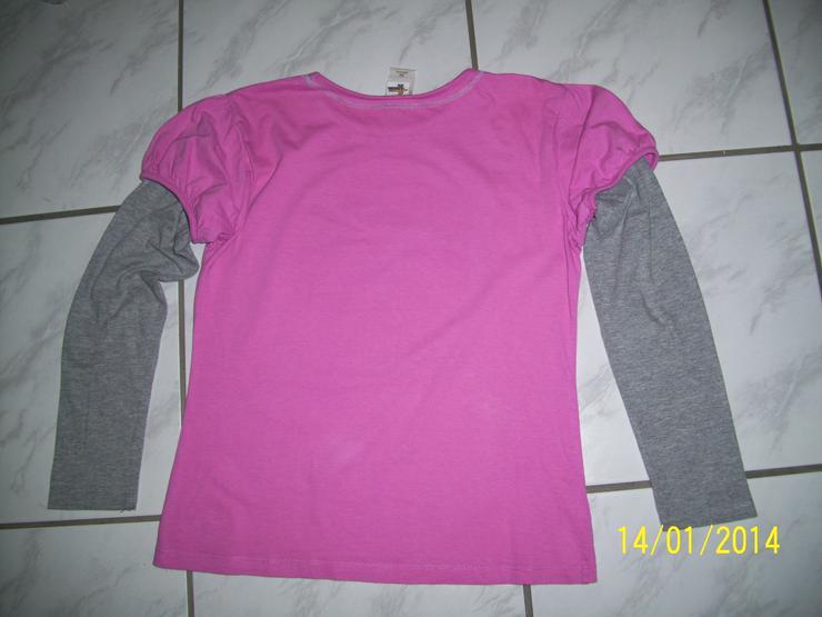 Bild 3: Langarmshirt von Hannah Montana, Gr. 958/964 für starke Kids