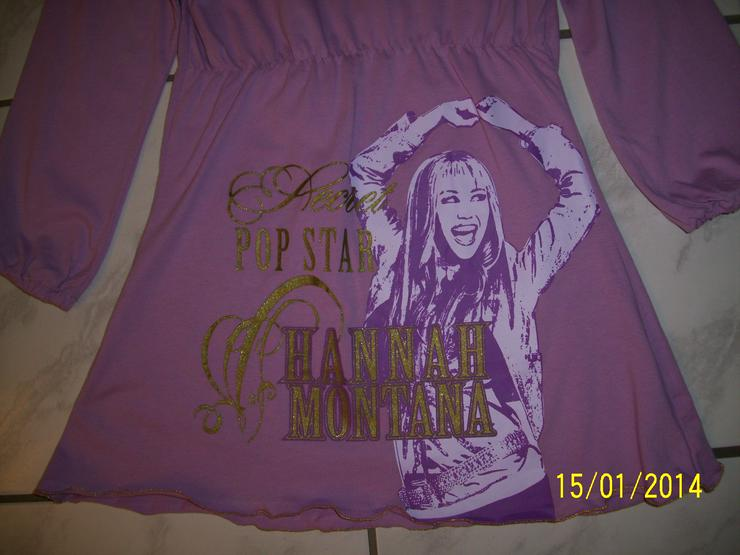 Bild 3: Schönes Shirt von Hannah Montana