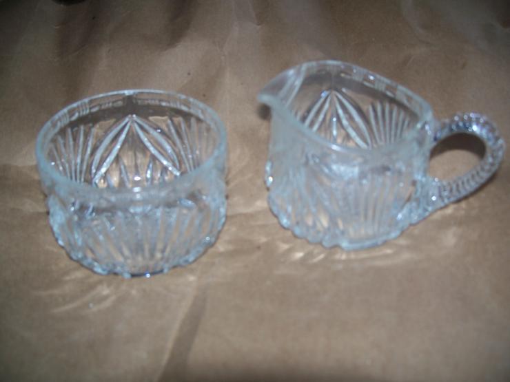 Bleikristallgeschirr - Sets - Bild 1