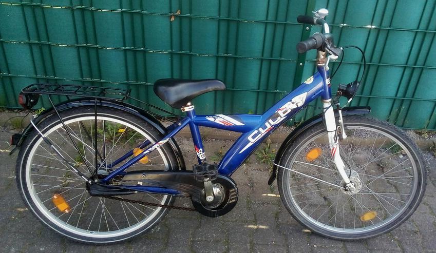 Jugendfahrrad 24 zoll , das Rad ist im gepflegtem Zustand