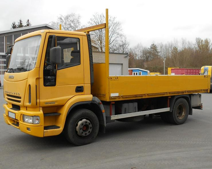 LKW IVECO Eurocargo ML 150 Pritsche