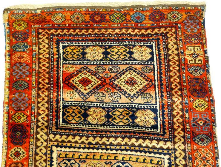 Orientteppich Konya 18te Jhdt. 383x96 (T032)