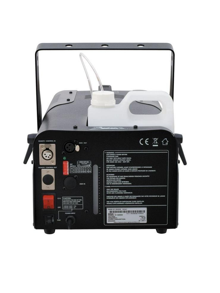 Bild 2: Vermietung Nebelmaschine ANTARI Z-1200