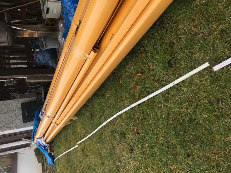 Bild 4: Markissensystem Sortezza II - 15m Breite, 3teilig, voll elektrisch inkl. Zubehör