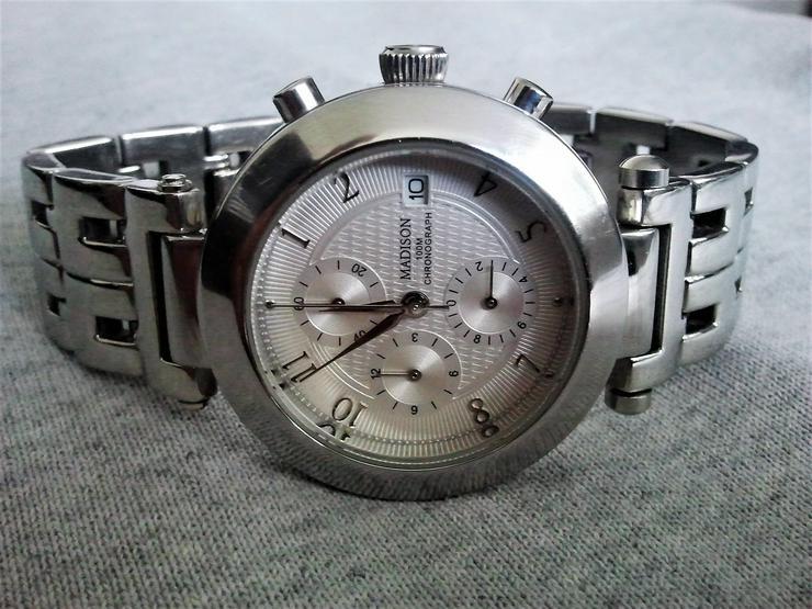 Madison Herrenchronograph