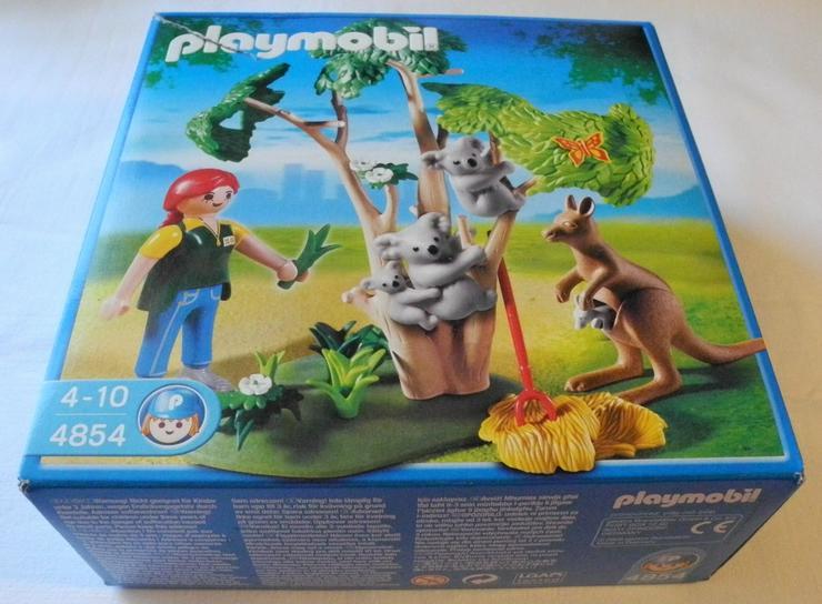 Playmobil 4854 Koala-Baum mit Känguru