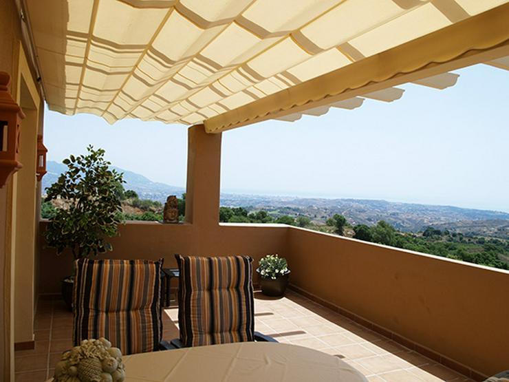 Ferien Apartment Marbella mit Blick auf das Mittelmeer