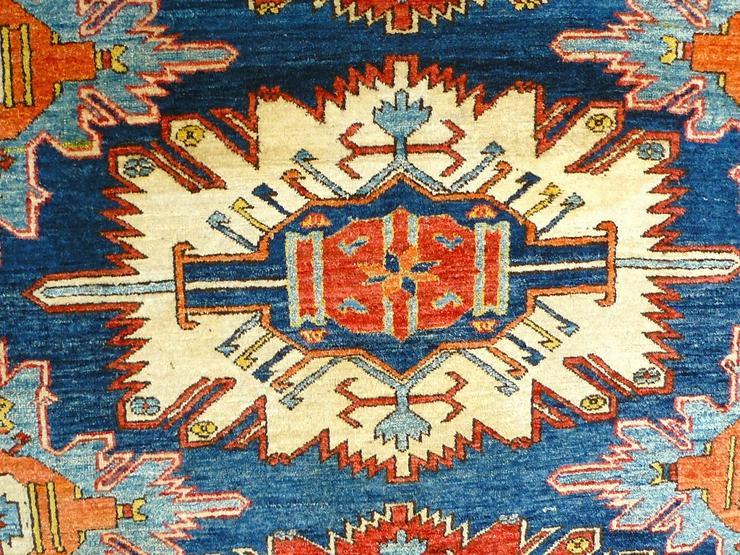 Bild 2: Orientteppich Kazak Zeijwa 220x177 (T027)
