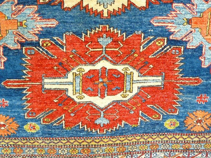 Bild 3: Orientteppich Kazak Zeijwa 220x177 (T027)