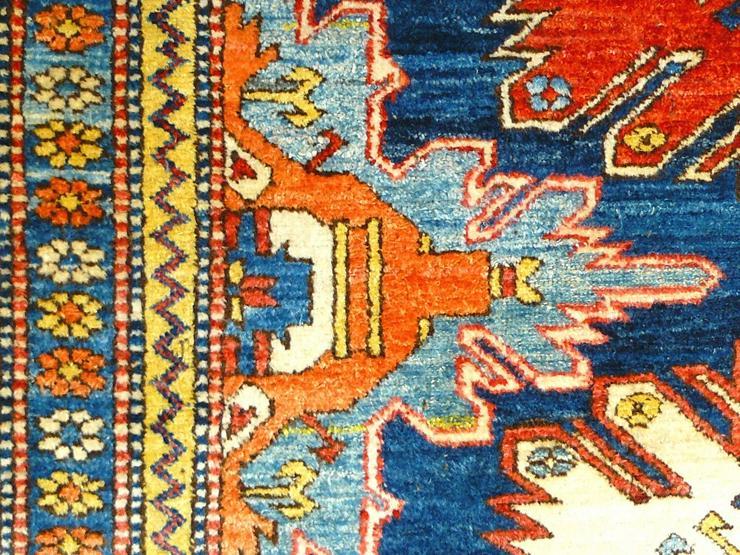 Bild 4: Orientteppich Kazak Zeijwa 220x177 (T027)