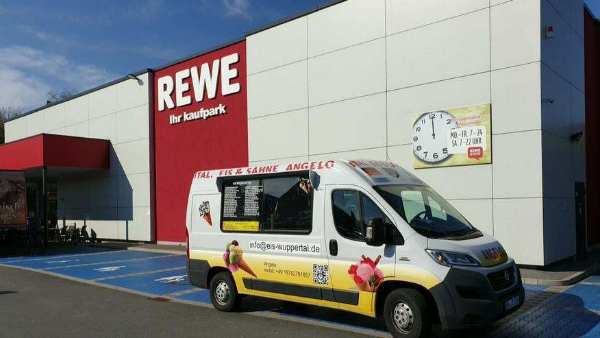 Bild 2: Event, Promotion, Marketing, Werbung, PR. Eiswagen Wuppertal Solingen Remscheid Gevelsberg Schwelm
