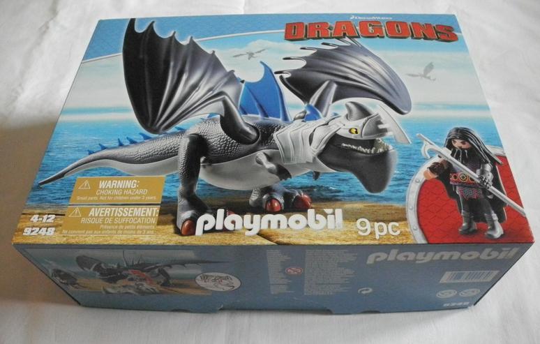 "Playmobil ""Drago mit Donnerklaue 9248"""