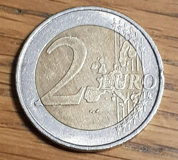 Bild 2: 2 Euro Münze aus Deutschland von 2011 * A *