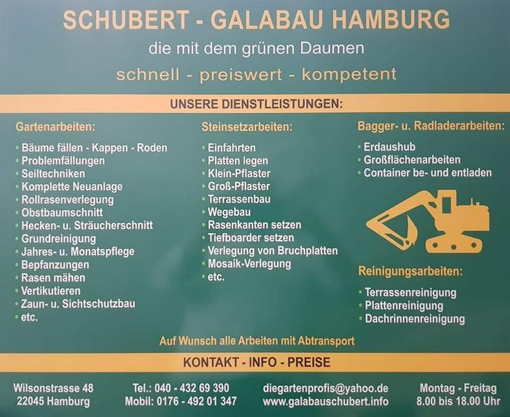 SCHUBERT GARTEN -U. LANDSCHAFTSBAU HAMBURG