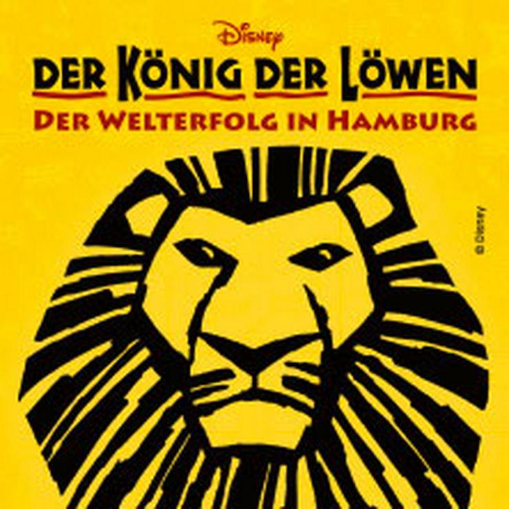Disneys König der Löwen Premium Karten am 04.05.19 in Hamburg