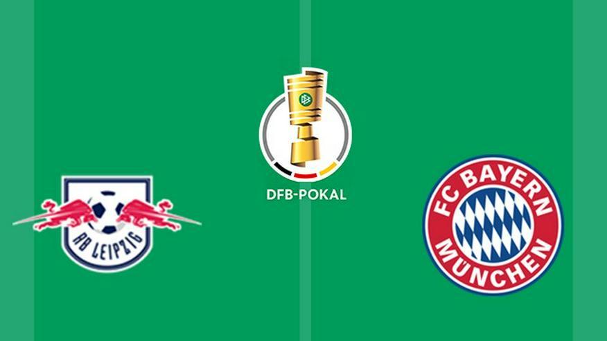 2 x DFB Pokal Finale 2019 Tickets - Leipzig vs Bayern
