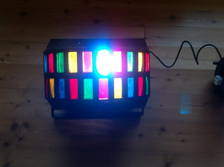 Lichteffektgerät für Party & Tanz