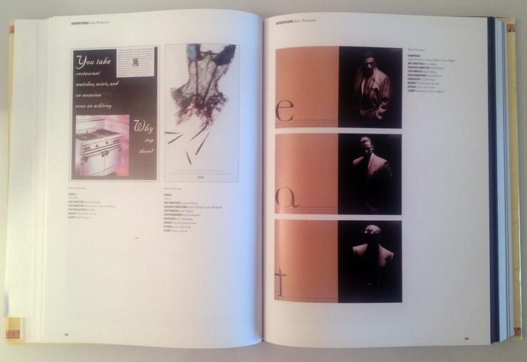 Bild 5: THE ART DIRECTORS CLUB ANNUAL: 553 Seiten inspirierendes Nachschlagewerk für Creative