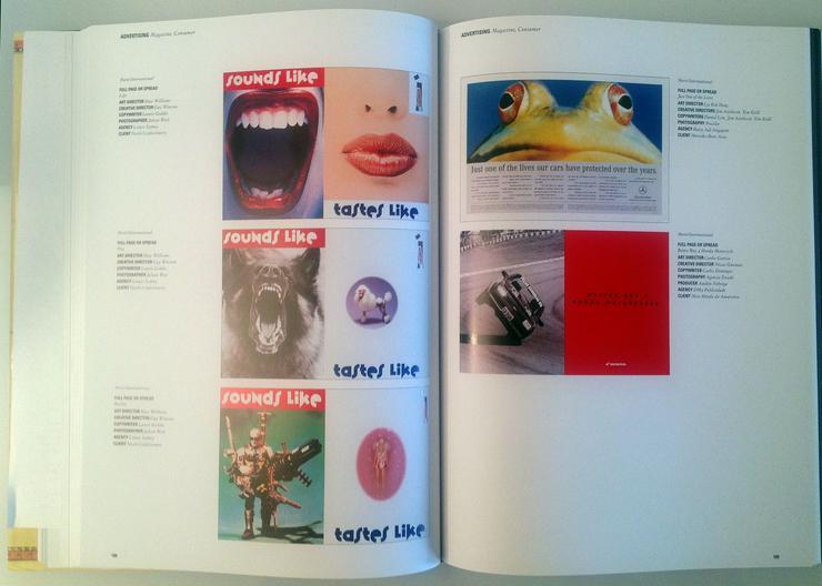 Bild 2: THE ART DIRECTORS CLUB ANNUAL: 553 Seiten inspirierendes Nachschlagewerk für Creative