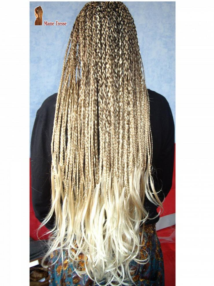 Bild 2: Afrikanische Schöne Haare machen
