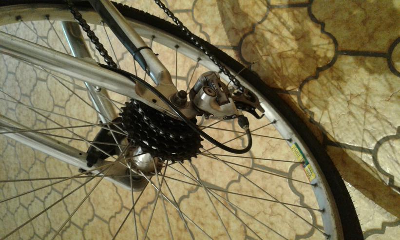 Bild 4: Mountainbike