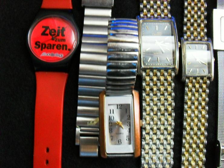 Uhren Konvolut - Einzel- & Ersatzteile - Bild 1