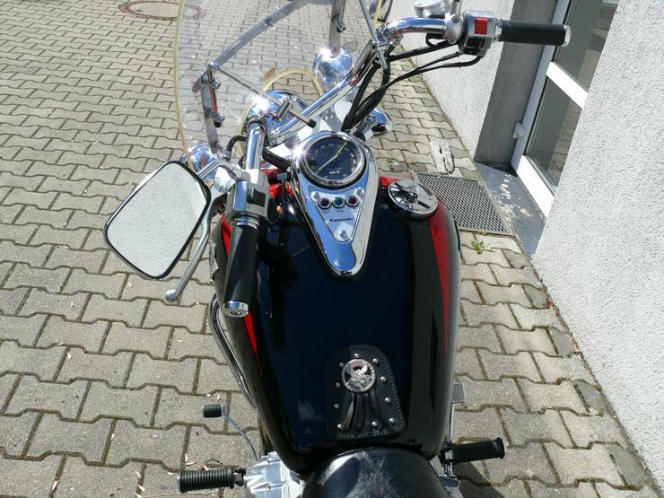 Bild 3: Kawasaki EN 500 Chopper viele Extras Top gepflegt