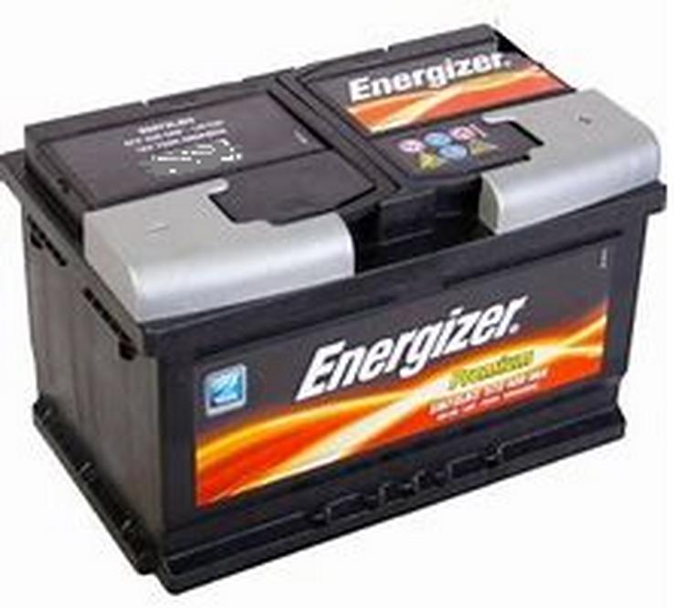 Batterie kostenlos (gegen Pfandgebühr)