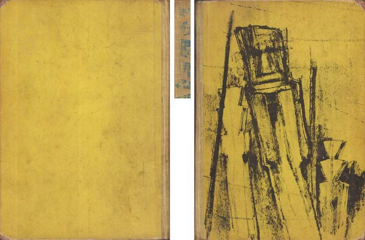 Buch von Eduard Klein - Der Indianer - von 1958
