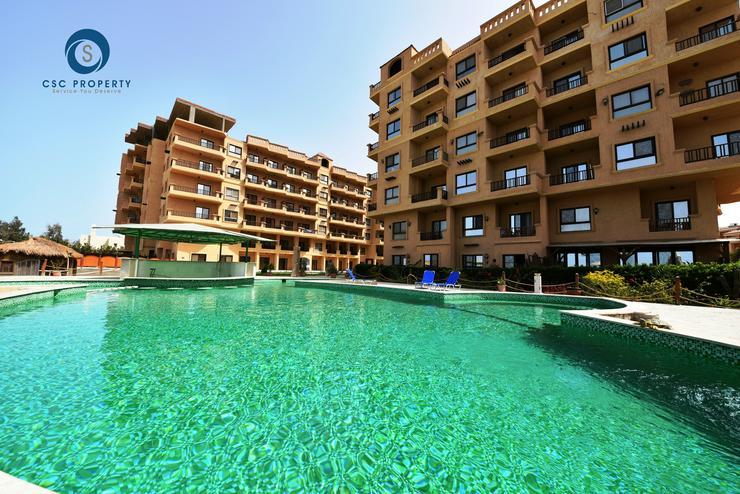 Ägypten Hurghada - Turtles Beach Studio 48m² Mit Pool und Strand - Wohnung kaufen - Bild 1