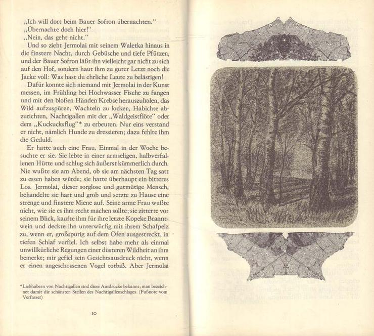 Bild 2: Kinderbuch von Iwan Turgenjew - Mumu und andere Erzählungen - von 1981