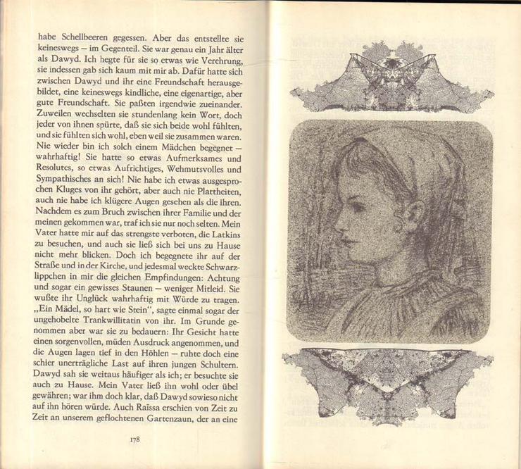 Bild 4: Kinderbuch von Iwan Turgenjew - Mumu und andere Erzählungen - von 1981