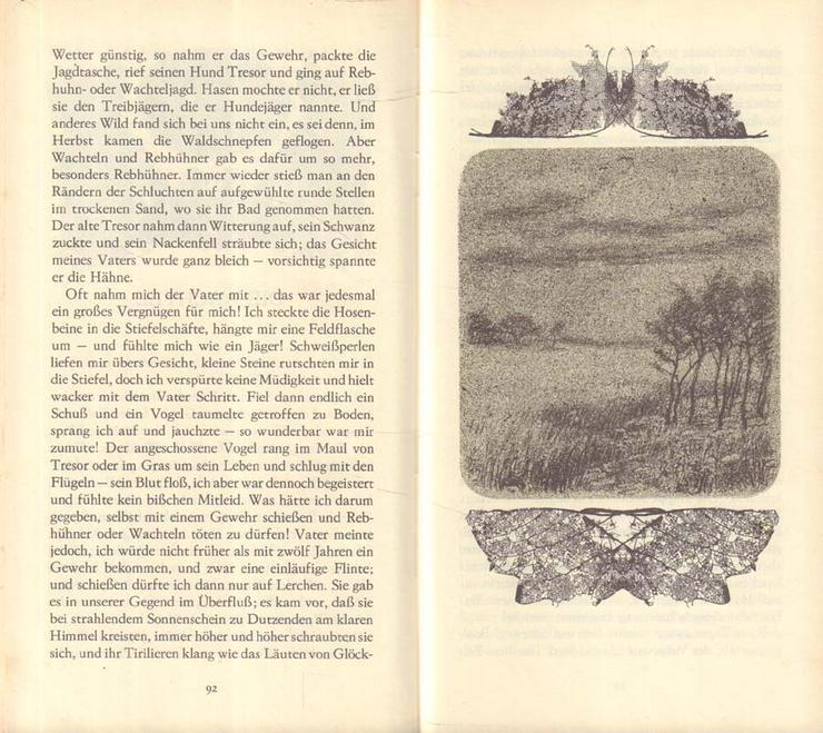Bild 3: Kinderbuch von Iwan Turgenjew - Mumu und andere Erzählungen - von 1981