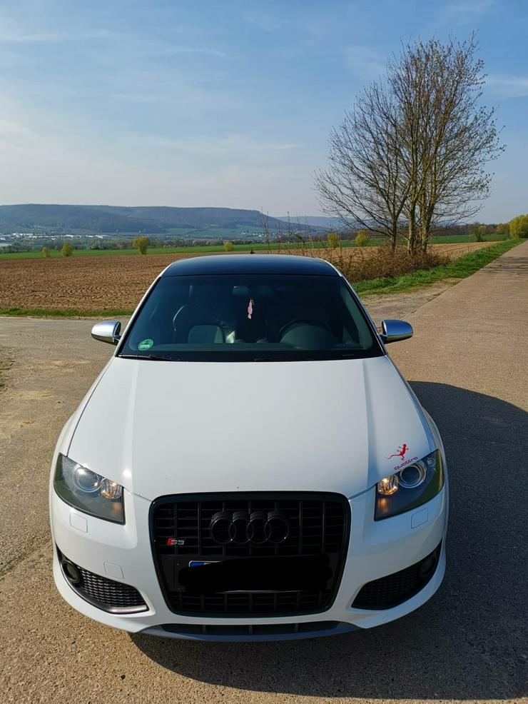 Bild 2: Audi S3 8p