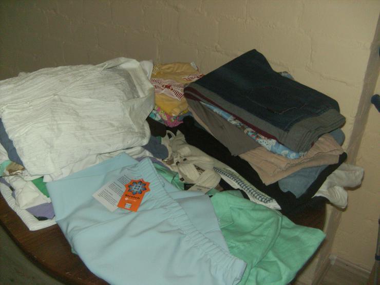 Bild 2: Kleidung für Flohmarkt oder Secound Hand Gr.48-52