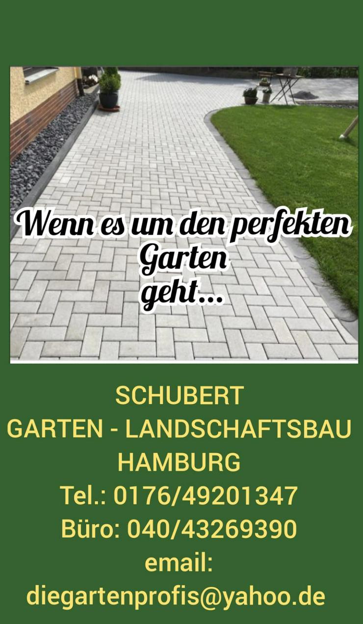 SCHUBERT GARTEN - U. LANDSCHAFTSBAU HAMBURG