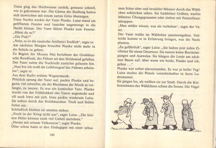 Bild 5: Kinderbuch von Peter Abraham - Pianke - Der Kinderbuchverlag Berlin DDR