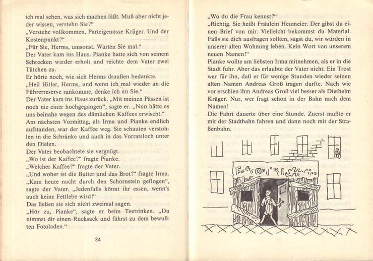 Bild 4: Kinderbuch von Peter Abraham - Pianke - Der Kinderbuchverlag Berlin DDR