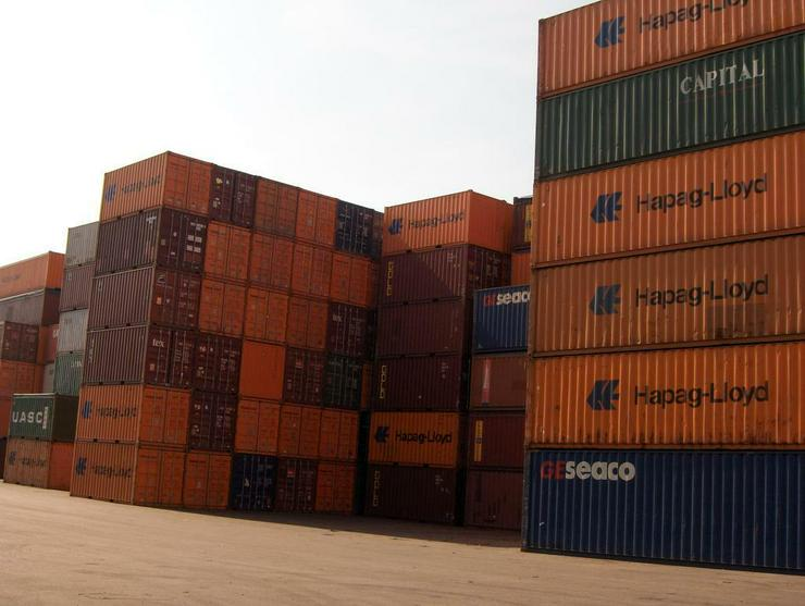 Seecontainer neu/gebrauchte