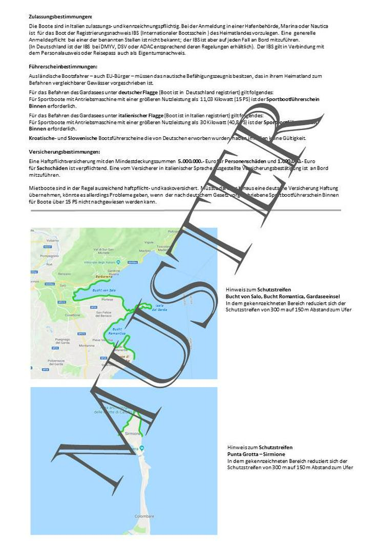 Bild 6: Ratgeber Boote Gardasee